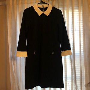 Tommy Hilfiger Double Pocket Collar And Cuff Dress
